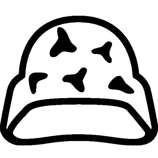 Military-Helmet icon