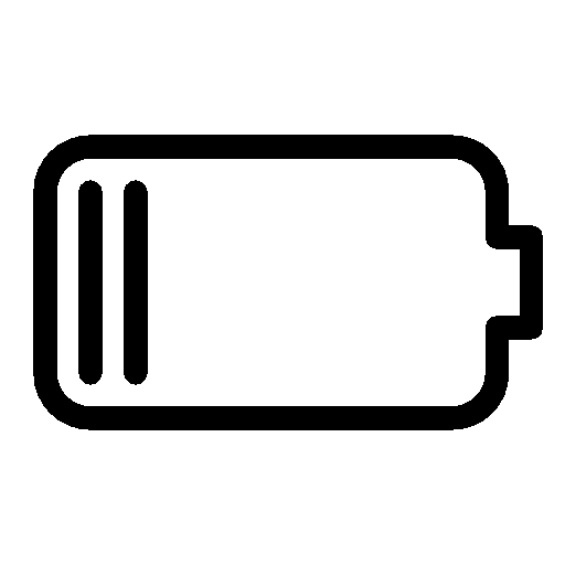 Mobile Low Battery icon