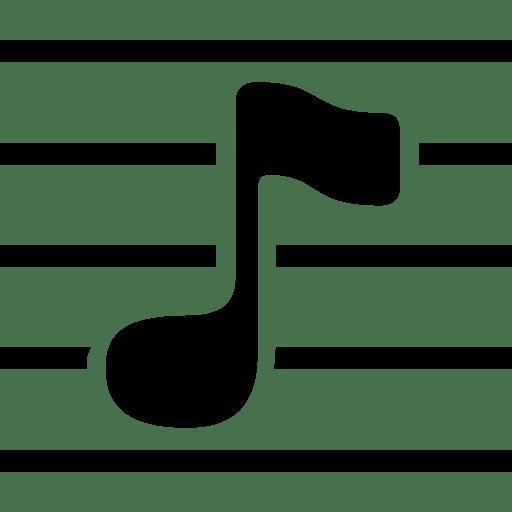 Music Music Transcript icon