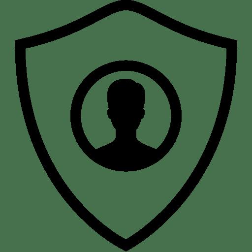 Network-User-Shield icon