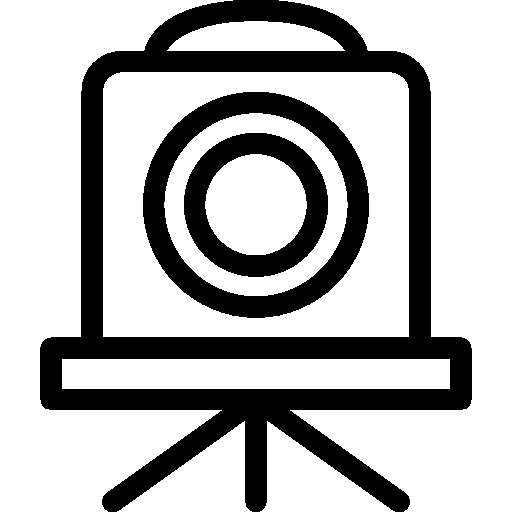 Photo Video Old Time Camera icon