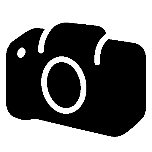 Photo Video Slr Camera Body Filled icon