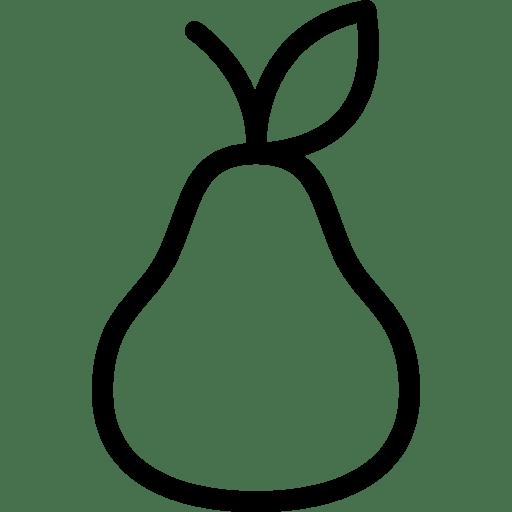 Plants Pear icon