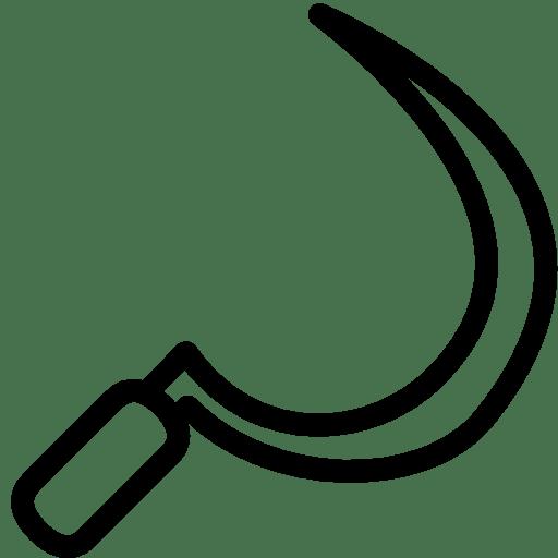 Plants Sickle icon