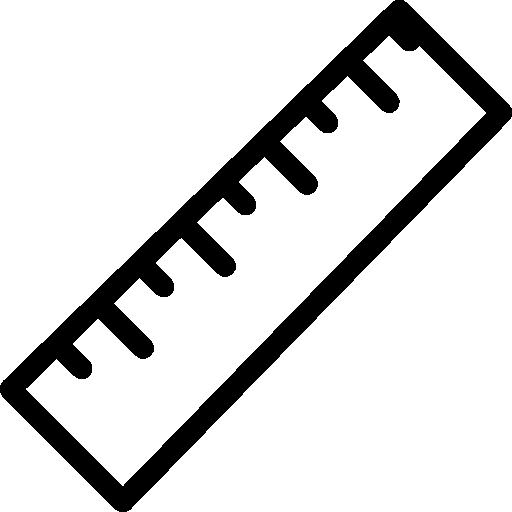 Science Length icon