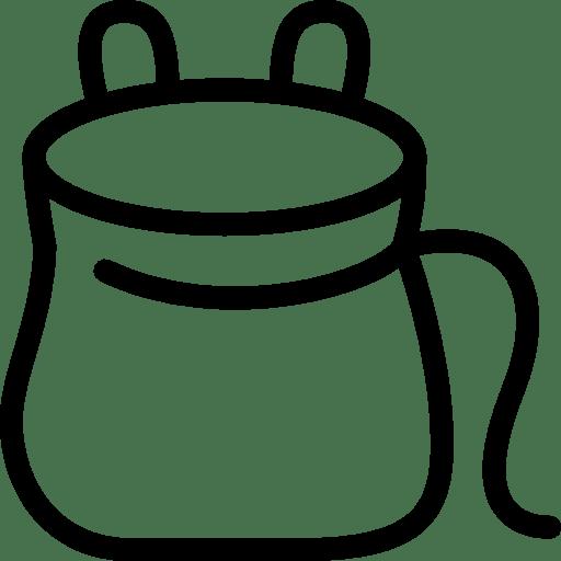 Sports Chalk Bag icon