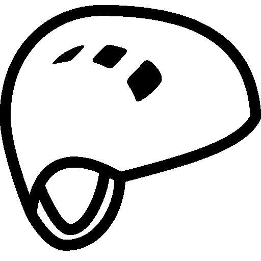 Image result for climbing helmet icon