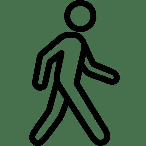 Sports-Walking icon