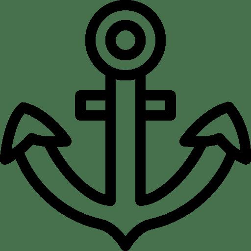 Transport-Anchor icon