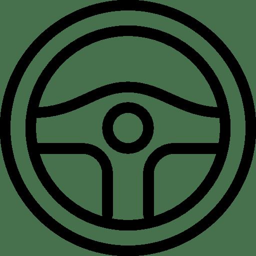 Transport-Steering-Wheel icon