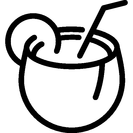 Travel-Coconut-Cocktail icon