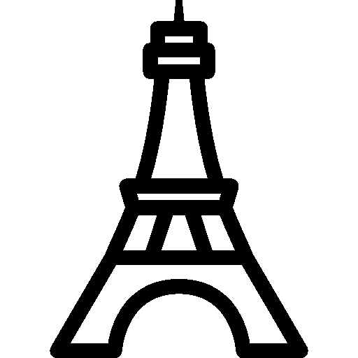 Travel-Eiffel-Tower icon
