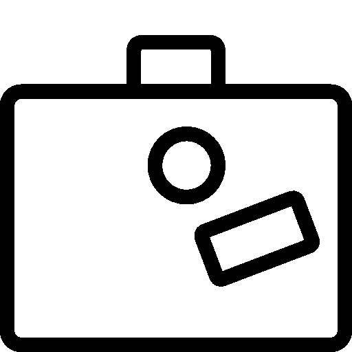 Travel-Suitcase icon