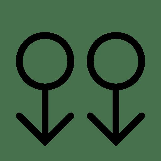 User-Interface-2f-Swipe-Down icon