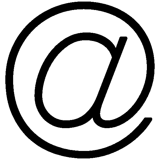 User Interface Email icon