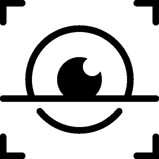 User-Interface-Iris-Scan icon