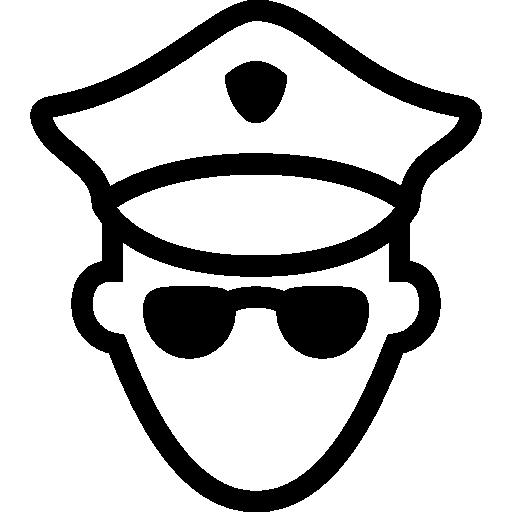 Users-Policeman icon