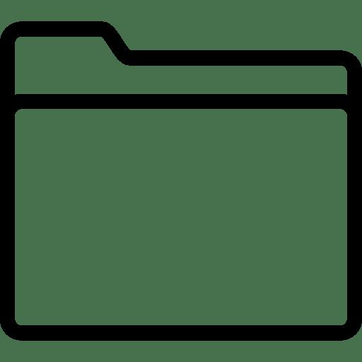Very Basic Folder icon