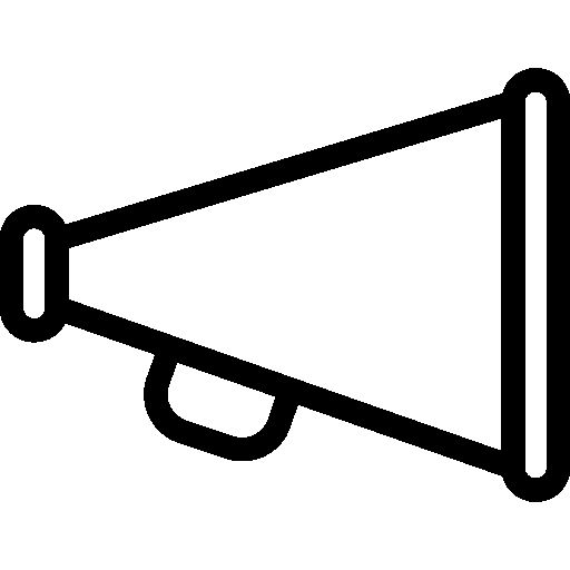 Very-Basic-Megaphone icon
