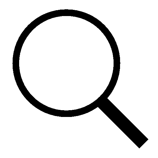 Very Basic Search icon