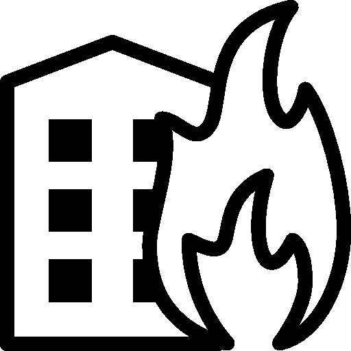 Weather Fires icon