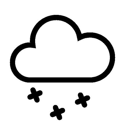 Weather-Little-Snow icon