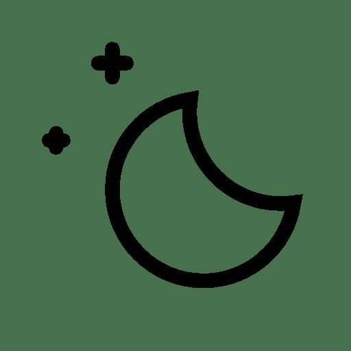 Weather Moon icon