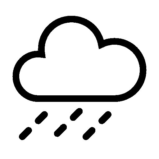 Weather Rain icon