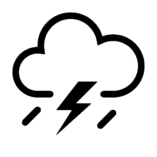 Weather Storm icon