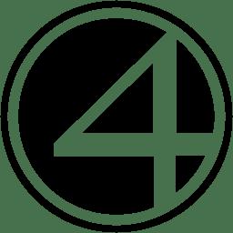 Cinema Fantastic Four icon