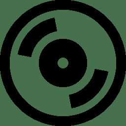 Computer Hardware Cd icon