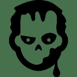 Holidays Zombie icon