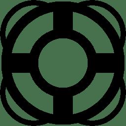 User Interface Lifebuoy icon