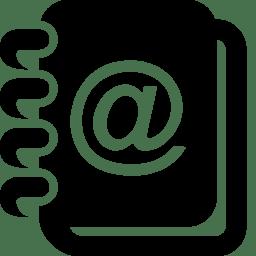 Very Basic Address Book icon