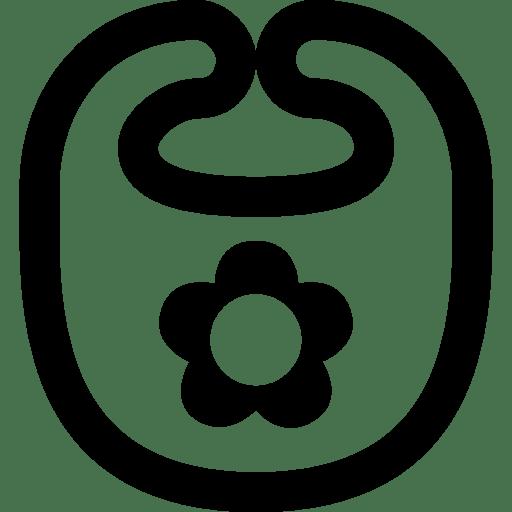 Baby-Bib icon