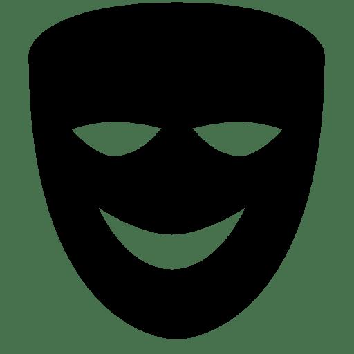 Cinema-Comedy-Mask icon