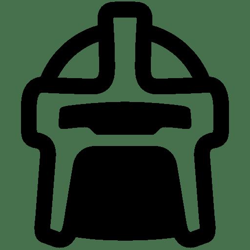 Cinema Cylon Head New icon