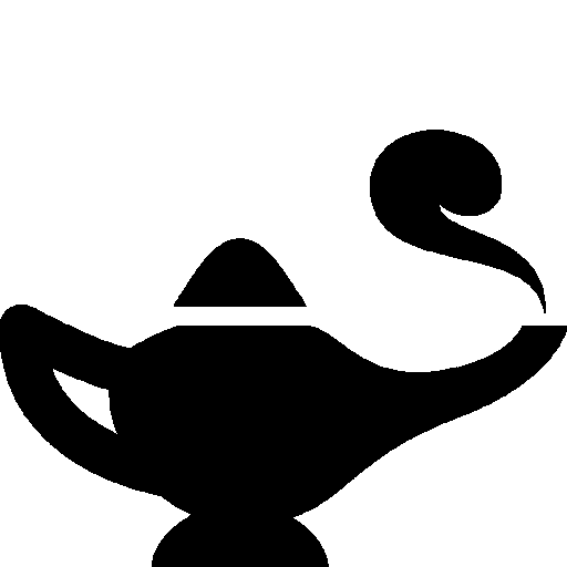 Cinema Lamp Of Alladin icon