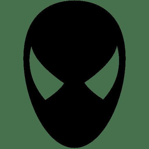 Cinema-Spiderman-Head icon