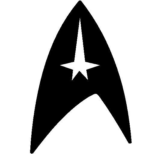 Cinema-Star-Trek-Symbol icon