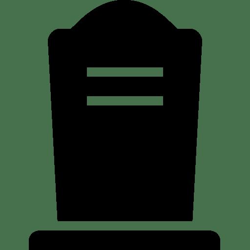 City-Cemetery icon