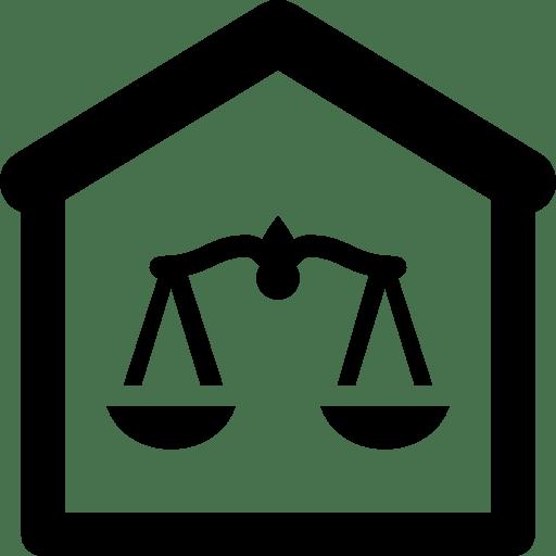 City-Courthouse icon