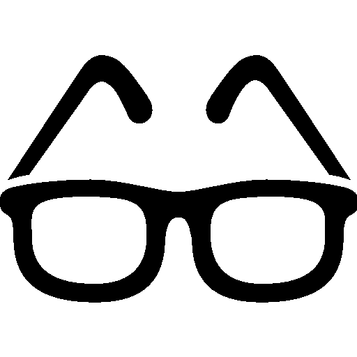 Clothing-Glasses icon