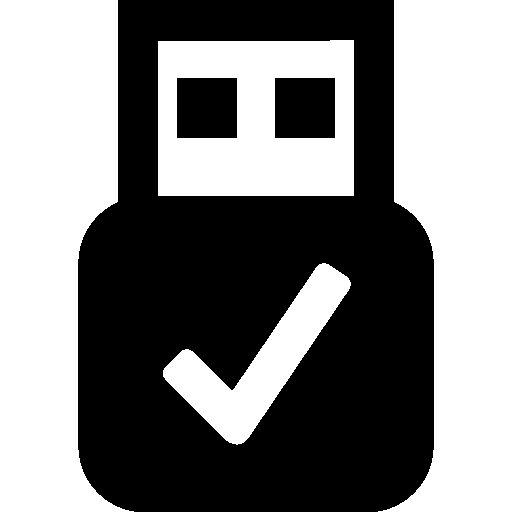 Computer-Hardware-Usb-Connected icon