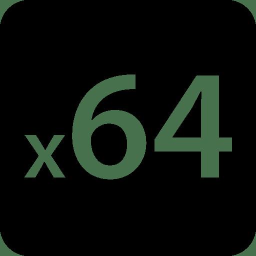 Computer-Hardware-X64 icon
