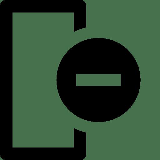 Data-Delete-Column icon