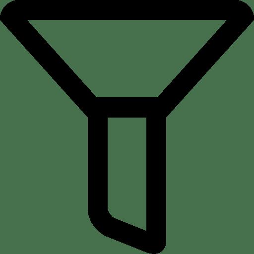 Data-Empty-Filter icon