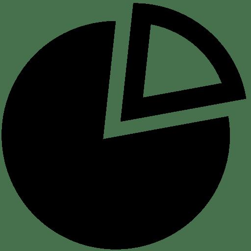 Data Pie icon