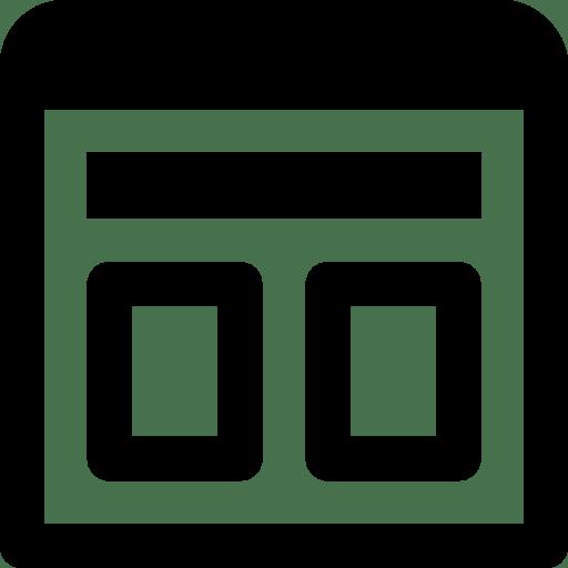 Data Template Icon | Windows 8 Iconset | Icons8
