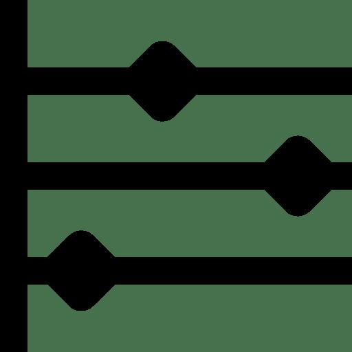 Data-Timeline icon